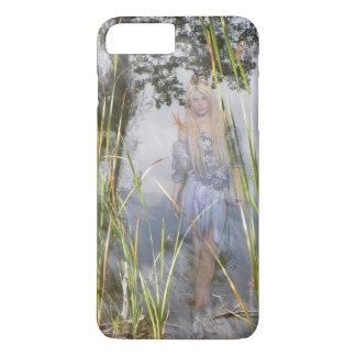 Swamp Lady iPhone 7 plus Case