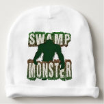 SWAMP MONSTER BABY BEANIE