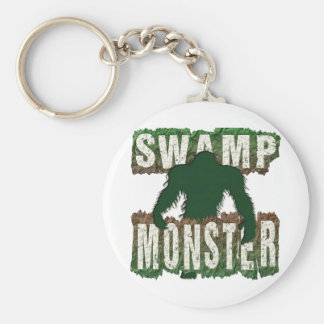 SWAMP MONSTER KEYCHAIN