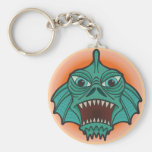 Swamp Monster Keychains