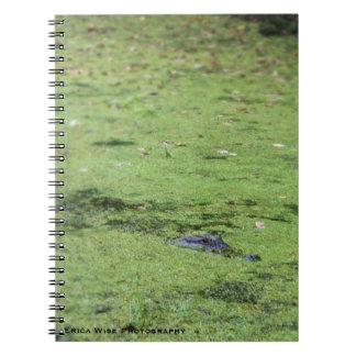 Swamp Monster Notebook