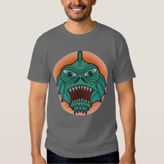 Swamp Monster T Shirt