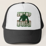SWAMP MONSTER TRUCKER HAT