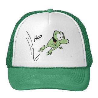 Swamp Mort The Frog Cap Trucker Hat
