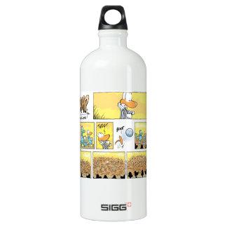Swamp Mud Soccer Water Bottle