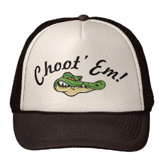 Swamp People - Choot Em Hat