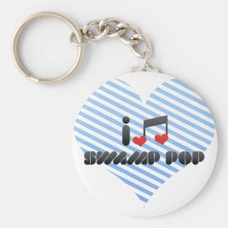 Swamp Pop Keychain
