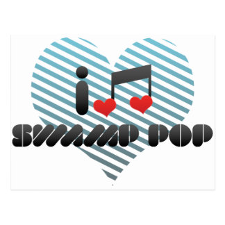 Swamp Pop Postcard