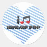 Swamp Pop Sticker