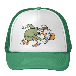 Swamp Poultry Squad Detective Trucker Hat
