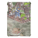 Swamp Raft iPad Mini Cover