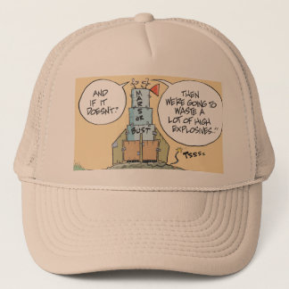 Swamp Rat Rocket Countdown Trucker Hat