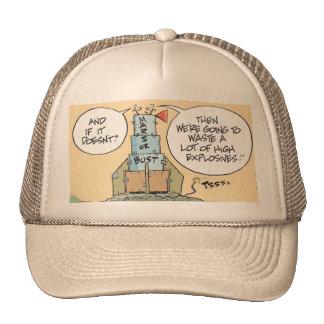 Swamp Rat Rocket Countdown Trucker Hat
