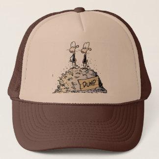 Swamp Rats Cartoon Trucker Hat