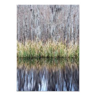 Swamp Reflection Invitations