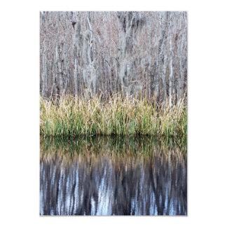 Swamp Reflection Invites