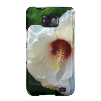 Swamp Rose Mallow (Hibiscus) Galaxy SII Case