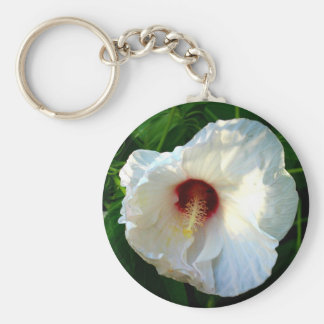 Swamp Rose Mallow (Hibiscus) Key Chains
