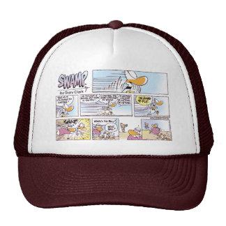 Swamp Rugby Collision Trucker Hat