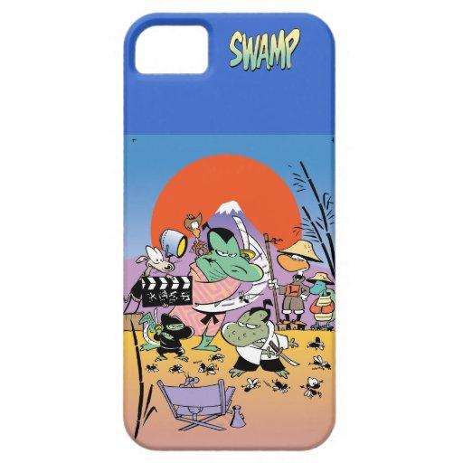 Swamp Samurai Movie Iphone Cover Case For The iPhone 5