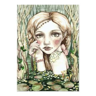 Swamp Sprite Card