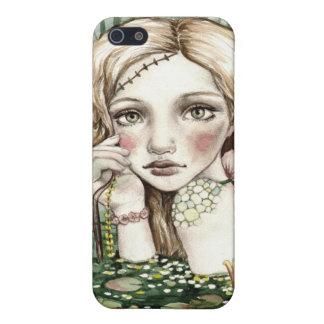 Swamp Sprite iPhone 5/5S Covers