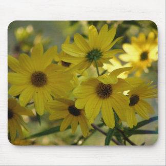 Swamp Sunflower 2 Mousepad