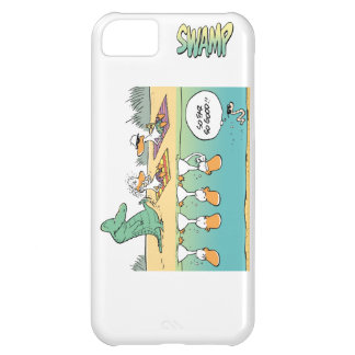 Swamp The Life of a Duck iPhone 5C Cover