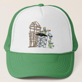 Swamp Turtle Builders Cap
