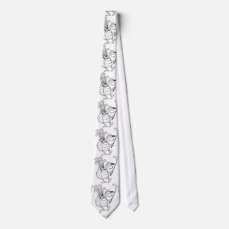 Swamp Turtle Caddy Mens Tie
