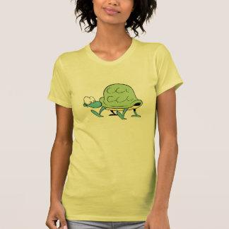 Swamp Turtle Cartoon Tshirt
