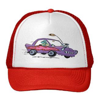 Swamp Turtle in the Fast Lane Trucker Hat