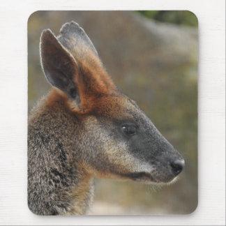Swamp Wallaby Mousepad