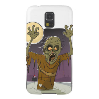 Swamp Zombie Illustration by Daily Undead Cases For Galaxy S5