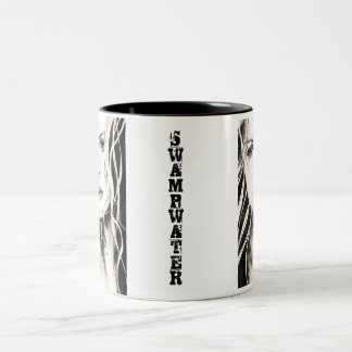 SWAMPWATER Two-Tone COFFEE MUG