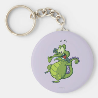 Swampy - Act Fast! Keychain