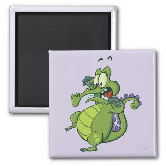 Swampy - Act Fast! Magnet