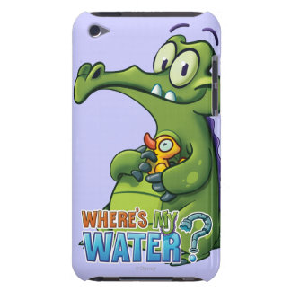 Swampy and Rubber Ducky Case-Mate iPod Touch Case