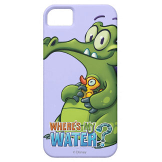 Swampy and Rubber Ducky iPhone SE/5/5s Case