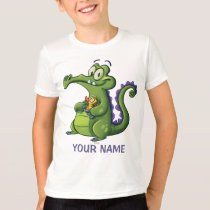 Swampy and Rubber Ducky T-Shirt
