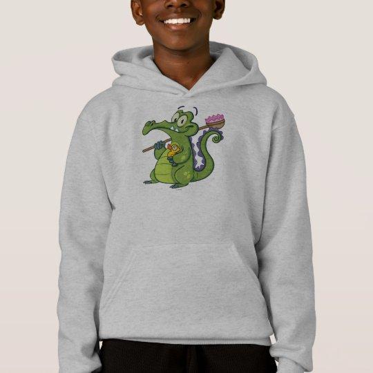 Swampy - Clean Machine Hoodie