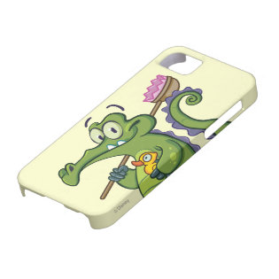 Swampy - Clean Machine iPhone 5 Cases