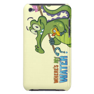 Swampy - Clean Machine iPod Touch Cover