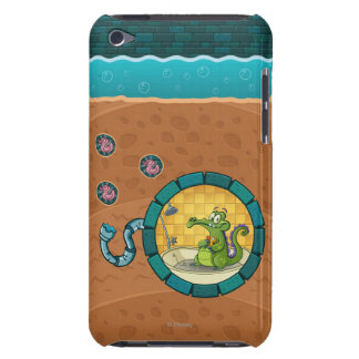 Swampy Pipes iPod Case-Mate Case