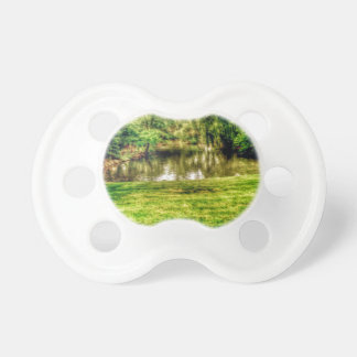 Swampy Pond Pacifier