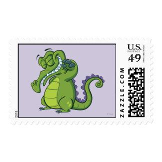 Swampy - Shower Power Postage Stamp