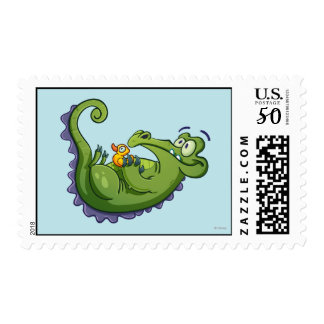 Swampy - Sink or Swim Postage