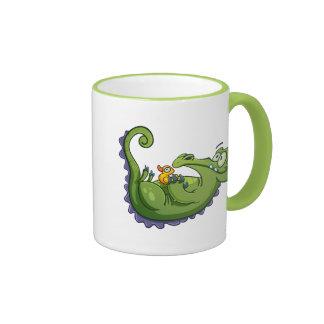 Swampy - Sink or Swim Ringer Mug