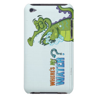 Swampy - Taking Clean to the Next Level iPod Case-Mate Cases