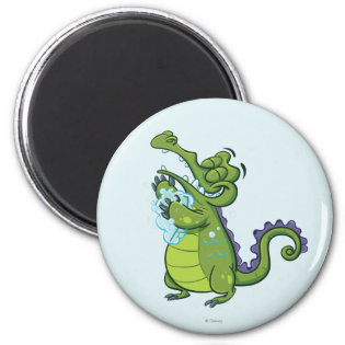 Swampy - Taking Clean to the Next Level Fridge Magnets